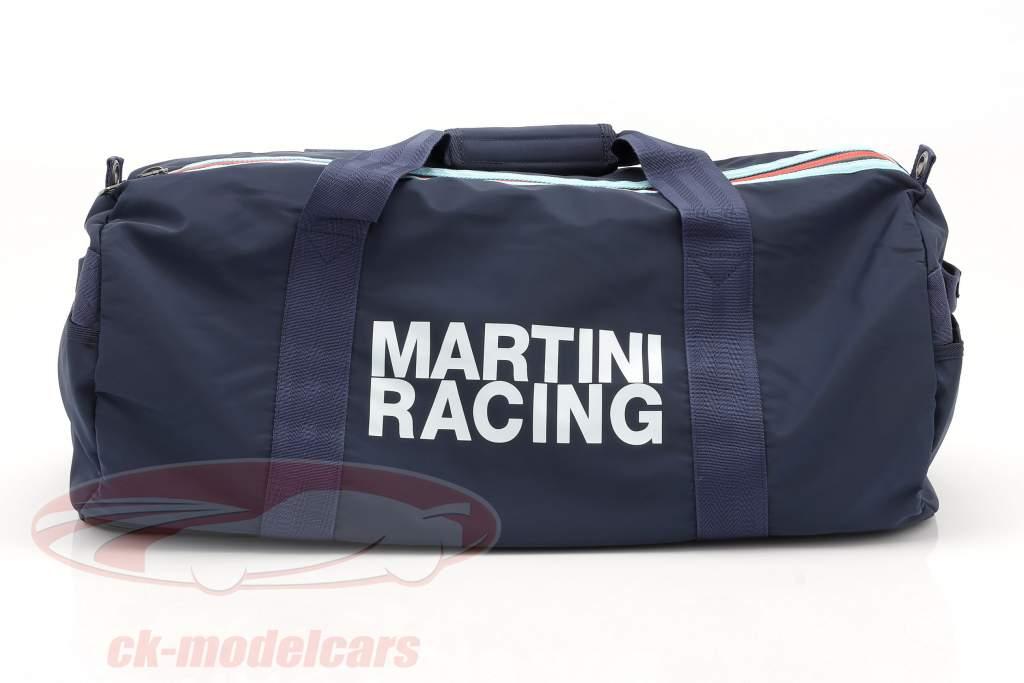 Porsche Weekender Sports- and Leisure bag Martini Racing Collection dark blue