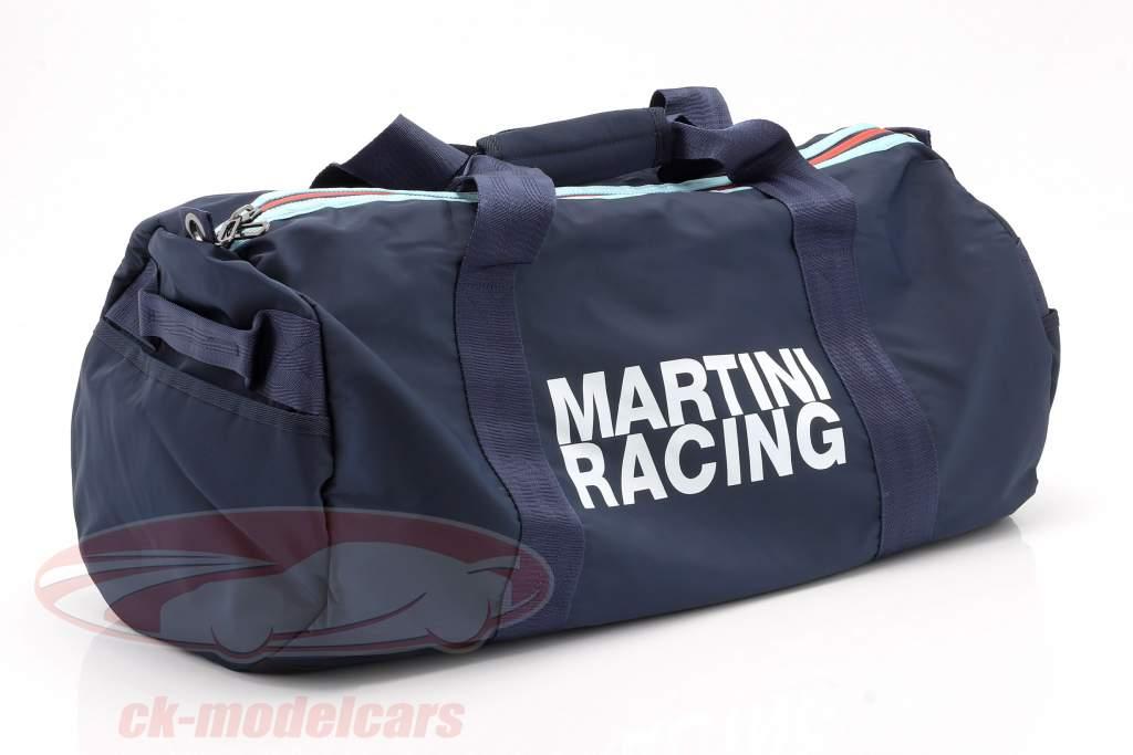 Porsche Weekender Sport- og Fritidstaske Martini Racing Collection mørkeblå