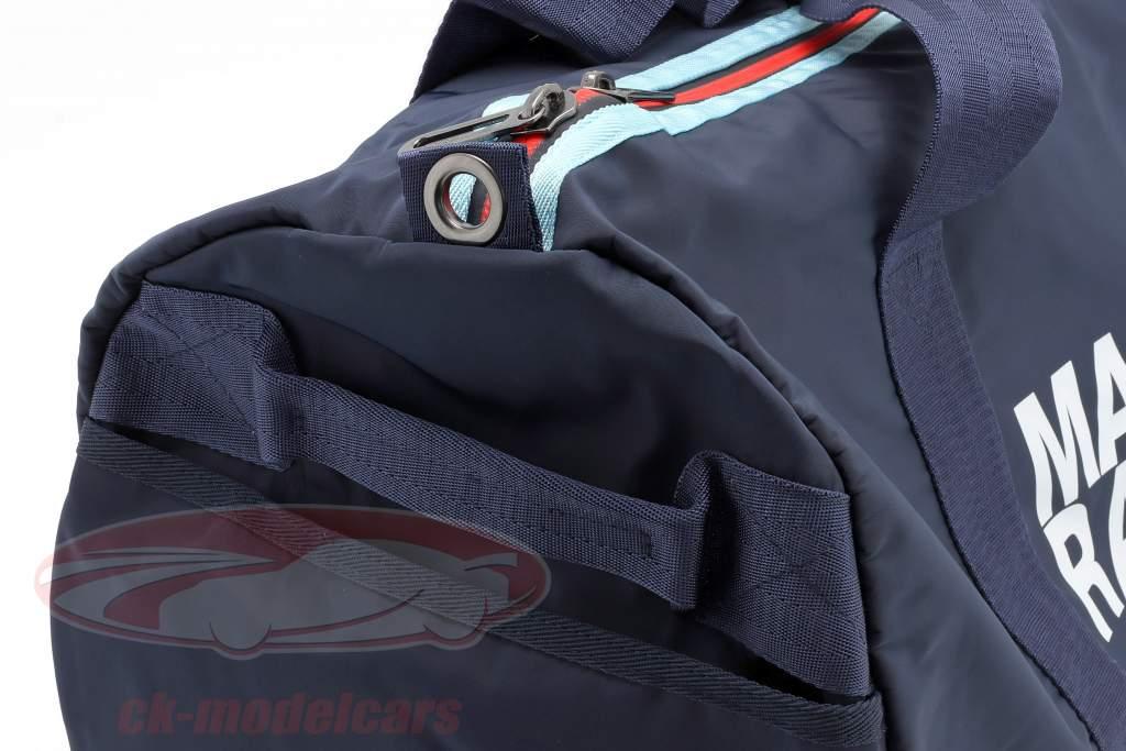 Porsche Weekender Sport- und Freizeittasche Martini Racing Collection dunkelblau