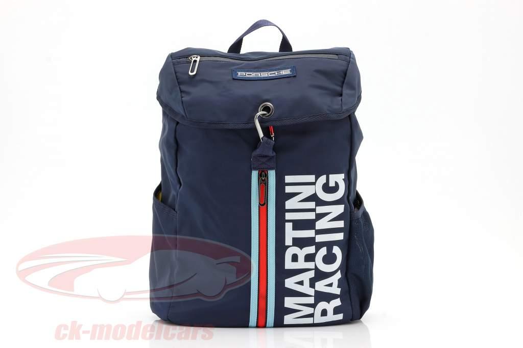 Porsche sac à dos Martini Racing Collection bleu foncé
