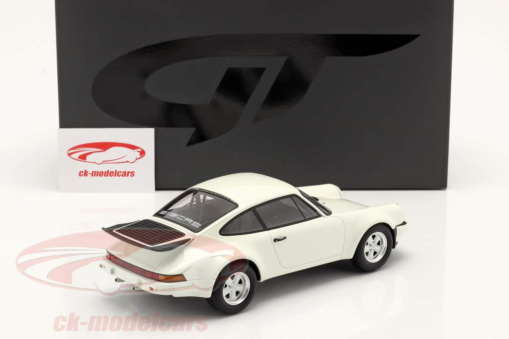 Porsche 911 (930) SC RS Coupe Byggeår 1984 hvid 1:18 GT-SPIRIT