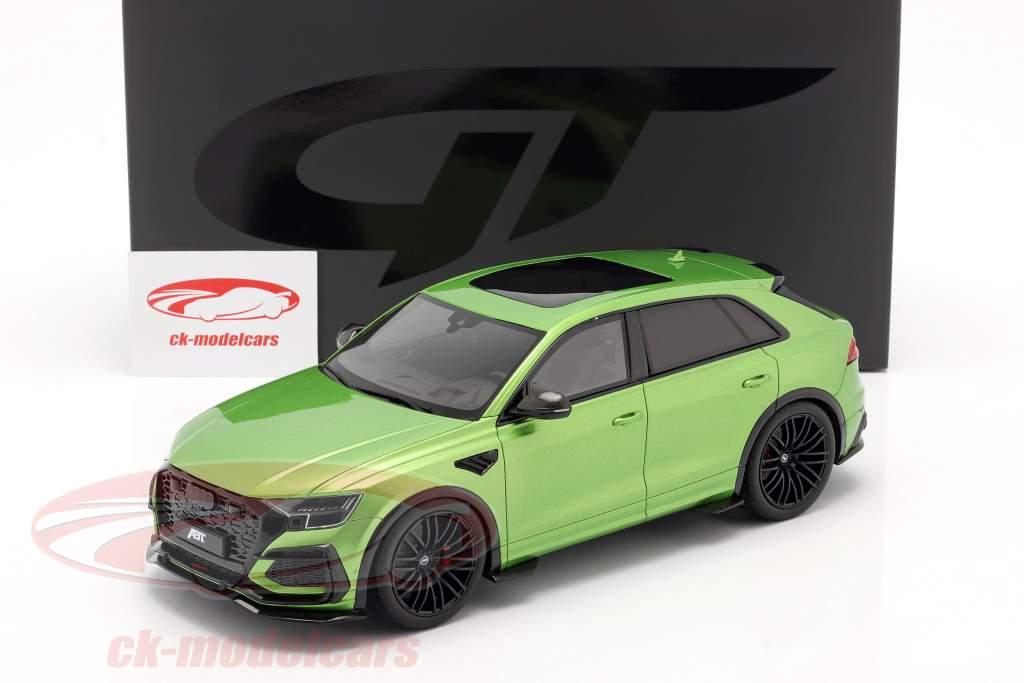Audi RSQ8-R ABT year 2020 java green metallic 1:18 GT-SPIRIT