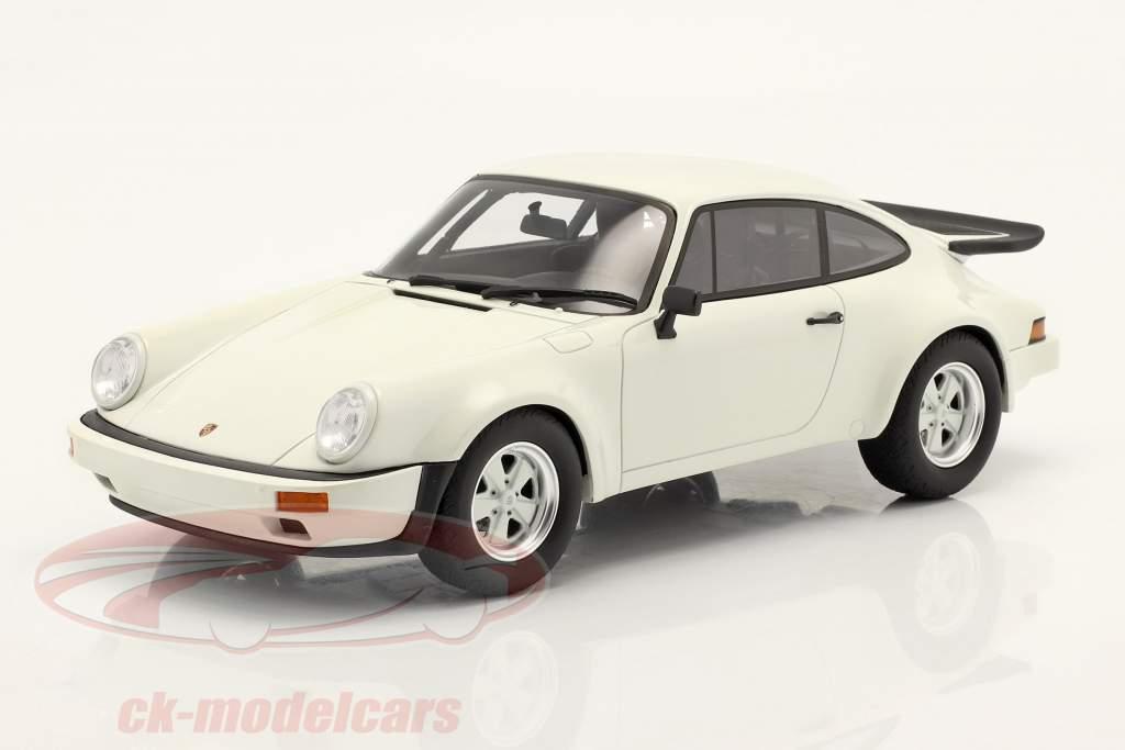 Porsche 911 (930) SC RS Coupe Année de construction 1984 blanche 1:18 GT-SPIRIT