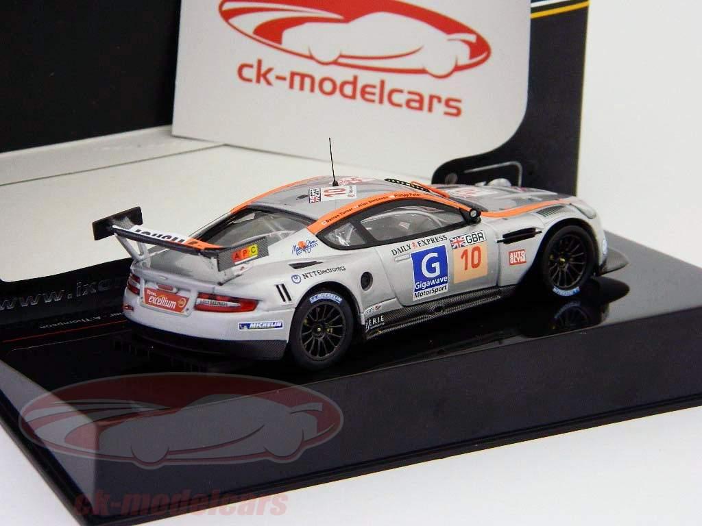 Aston Martin DBR9 #10 3. Platz 24h Spa 2008 1:43 Ixo