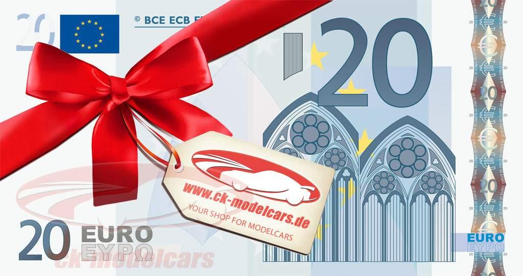 20 euros voucher