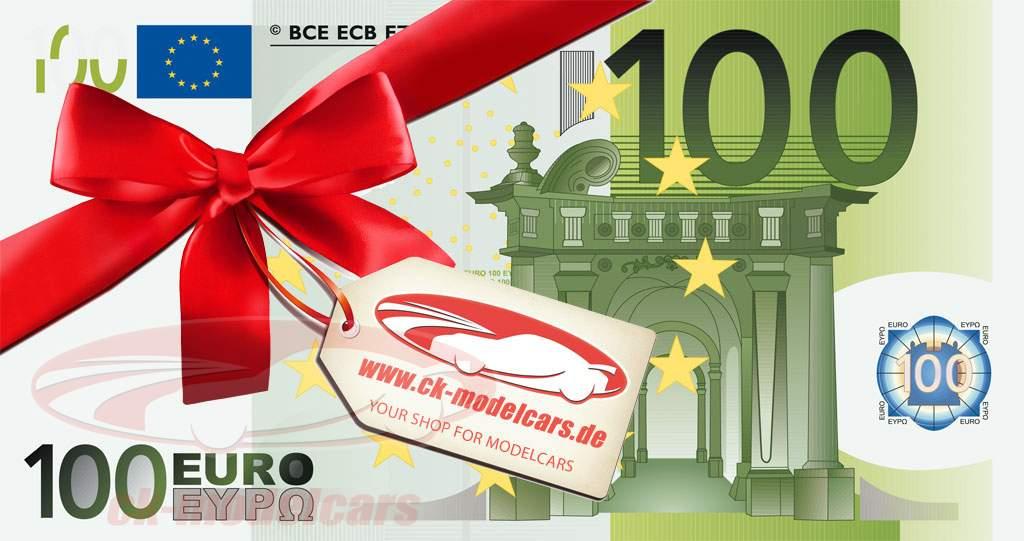 100 euros comprovante