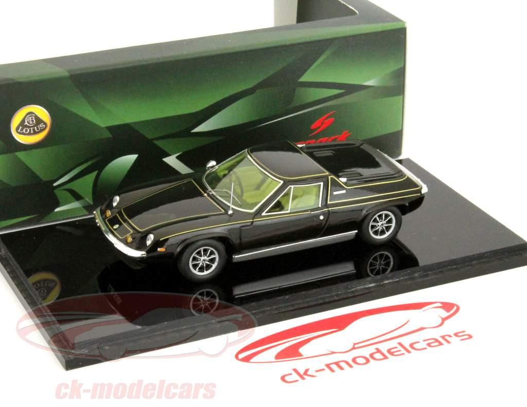 Lotus europa nero speciale Spark anno 1972 1:43