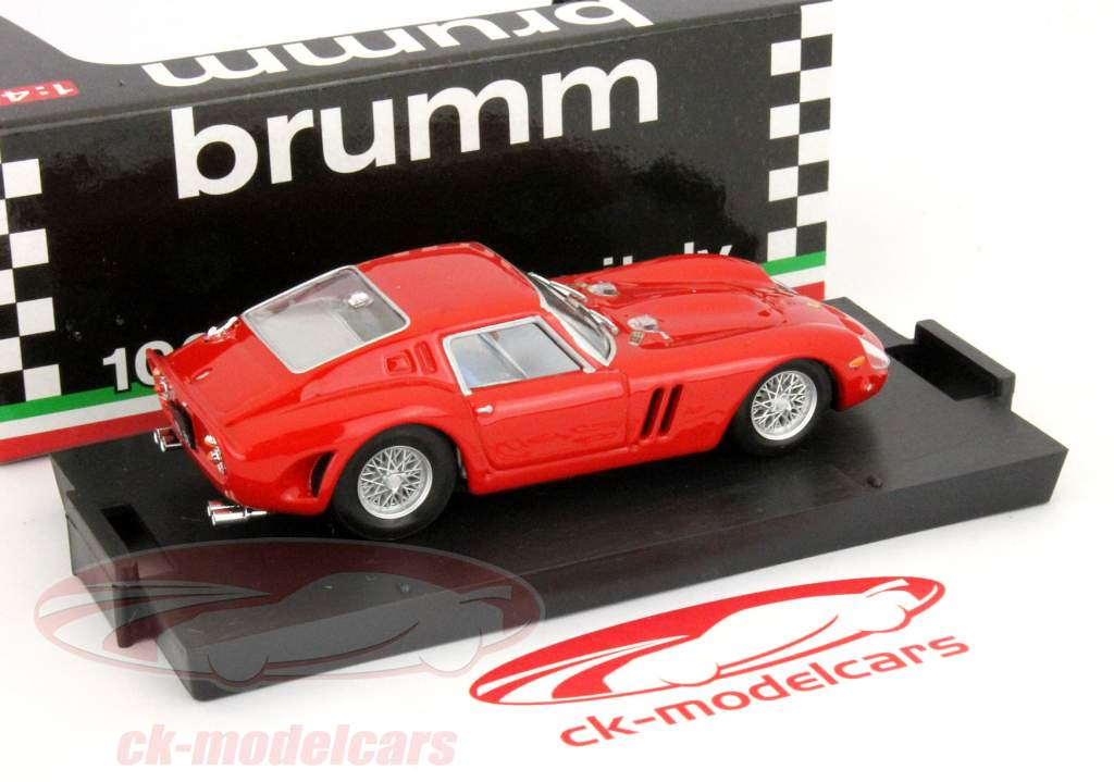 BRUMM 1//43 1962 R508-01 FERRARI 250 GTO