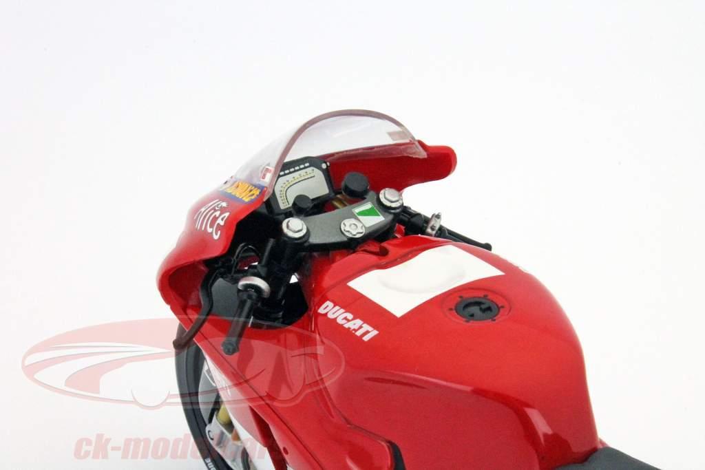 Sete Gibernau Ducati Desmosedici GP6 MotoGP 2003 1:12 Ixo