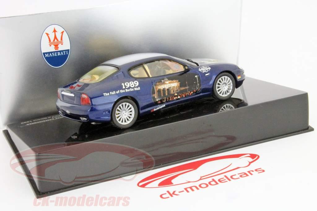 Maserati Coupe Cambiocorsa De val van de Berlijnse Muur in 1989 1:43 Ixo