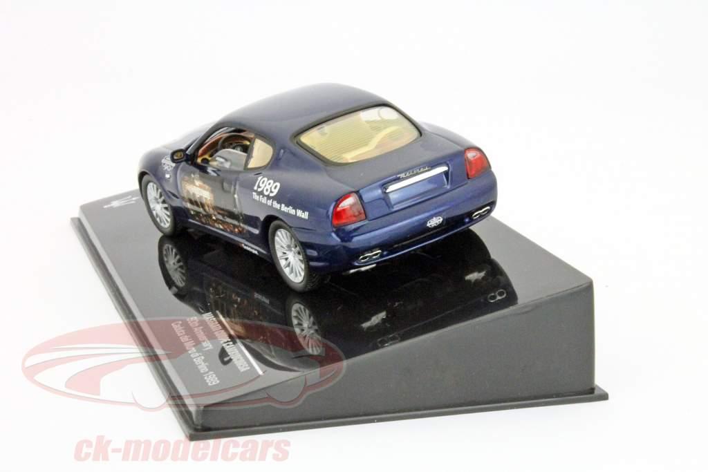 Maserati Coupe Cambiocorsa La caída del muro de Berlín en 1989 1:43 Ixo