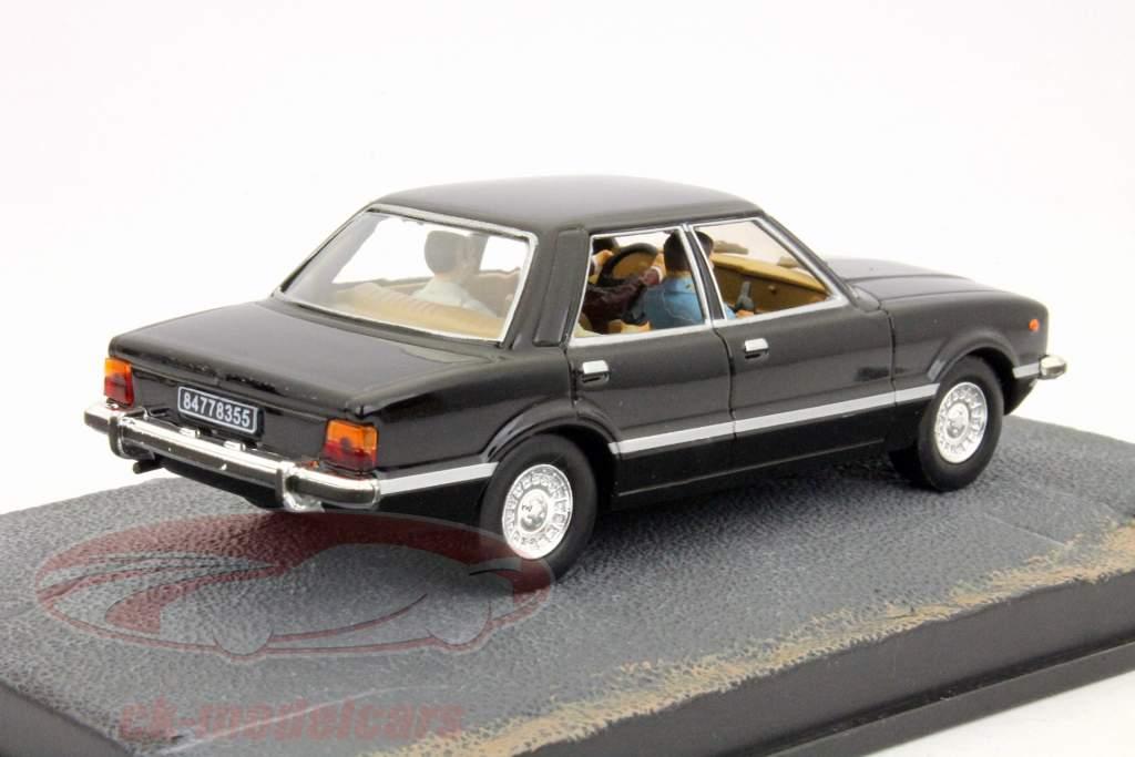 Ford Taunus Car James película de Bond La espía que me amó 1:43 Ixo