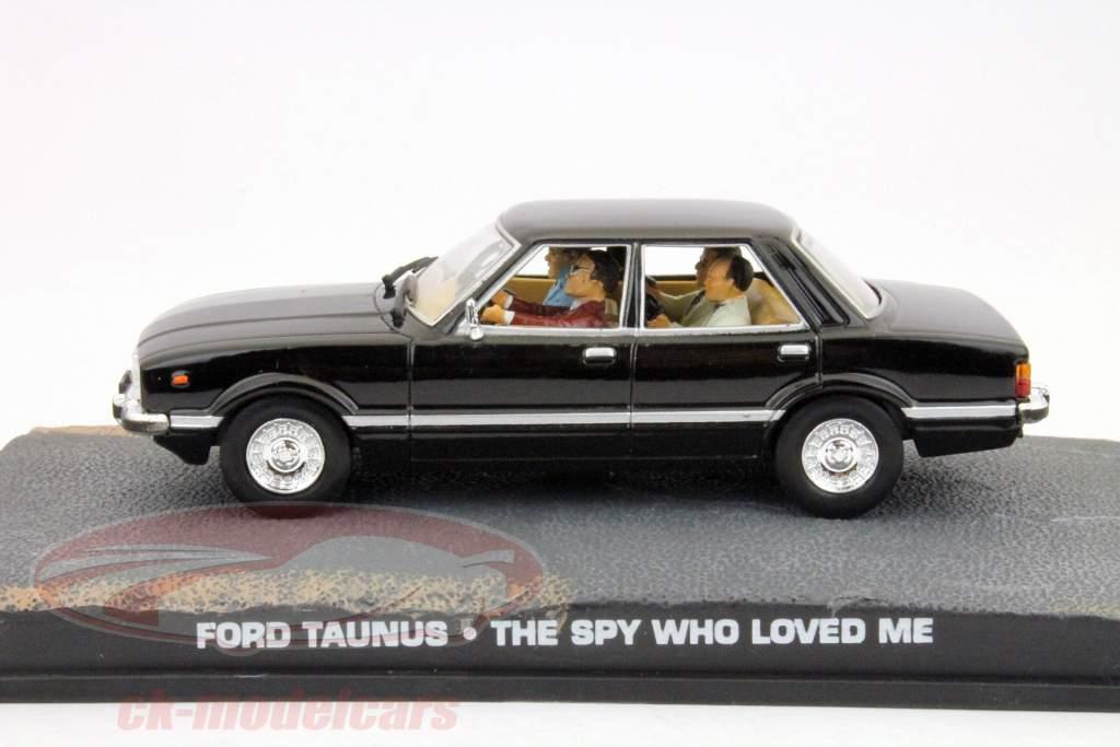 Ford Taunus Auto James Bond film The Spy die mij heeft liefgehad 1:43 Ixo