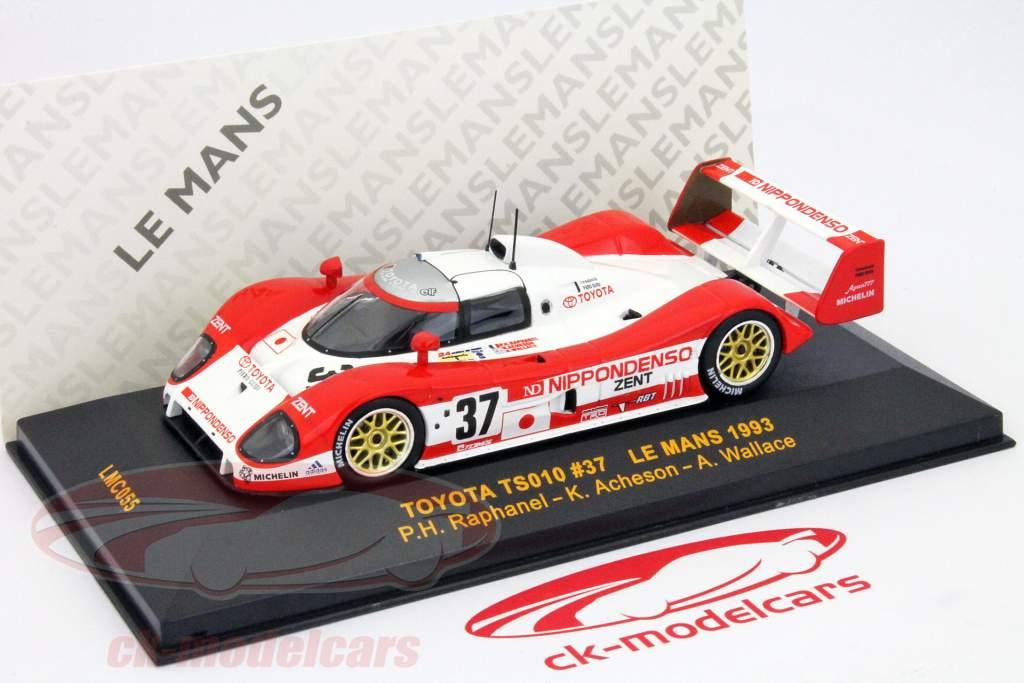 Toyota TS010 #37 24h LeMans 1993 Raphanael, Acheson, Wallace 1:43 Ixo