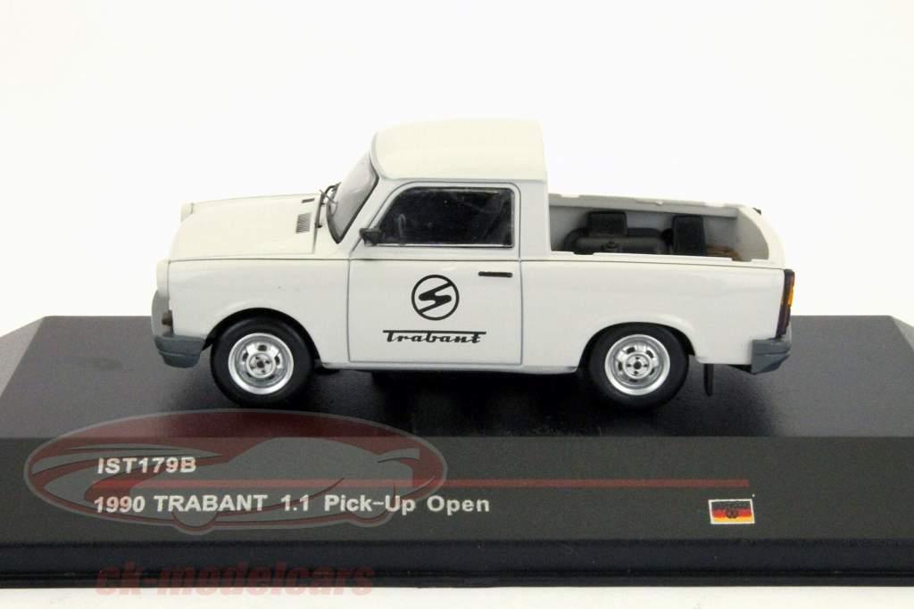 Trabant 1.1 Prendre en haut an 1990 lumière gris 1:43 IST-Models