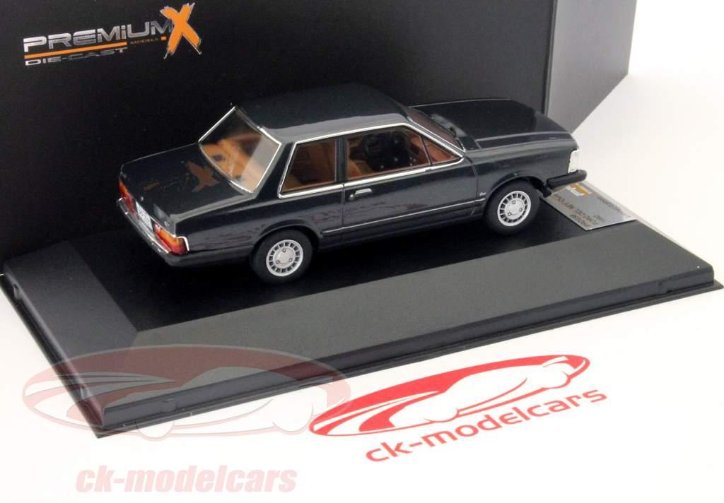 Ford Del Rey Ouro 1982 mørkegrå 1:43 Premium X