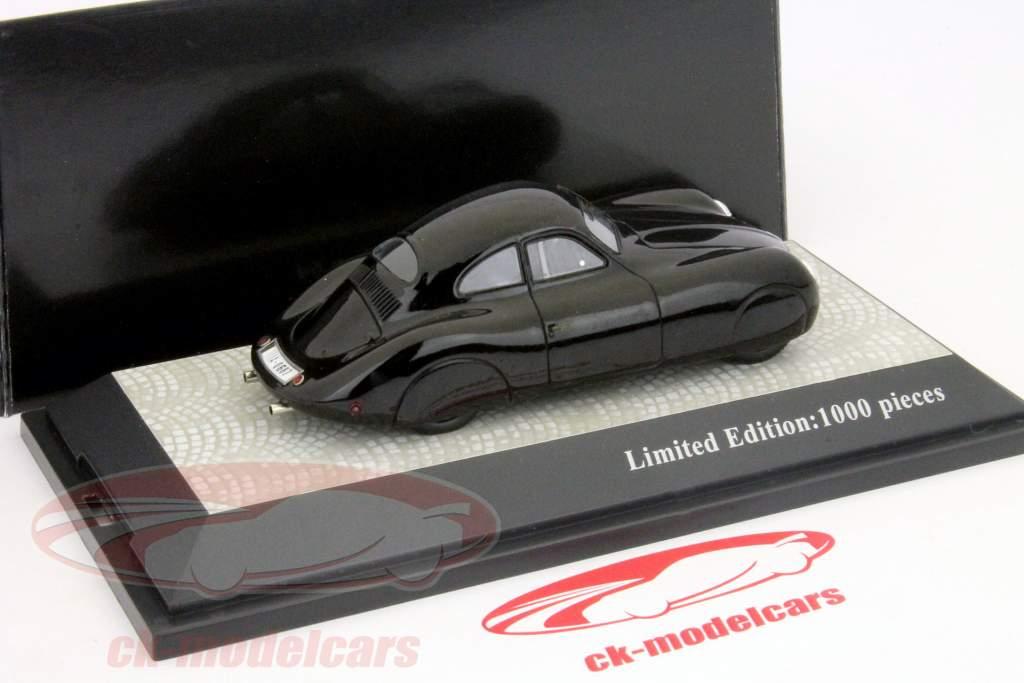 Porsche Typ 64 zwart 1:43 PremiumClassiXXs