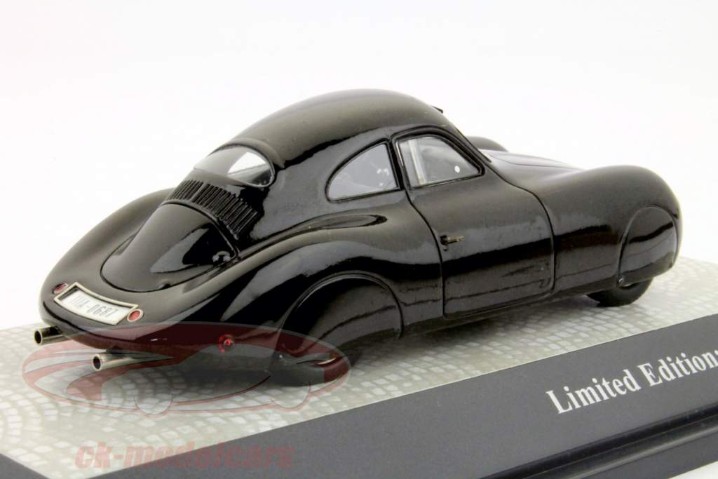 Porsche Typ 64 negro 1:43 PremiumClassiXXs