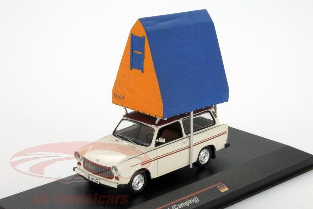 ixo-1-43-trabant-601s-universal-acampamento-ano-1980-cremoso-branco-ist-models-ist193/