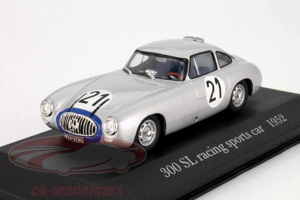 altaya-1-43-mercedes-benz-300-sl-no21-racing-sports-car-1952-mb44/