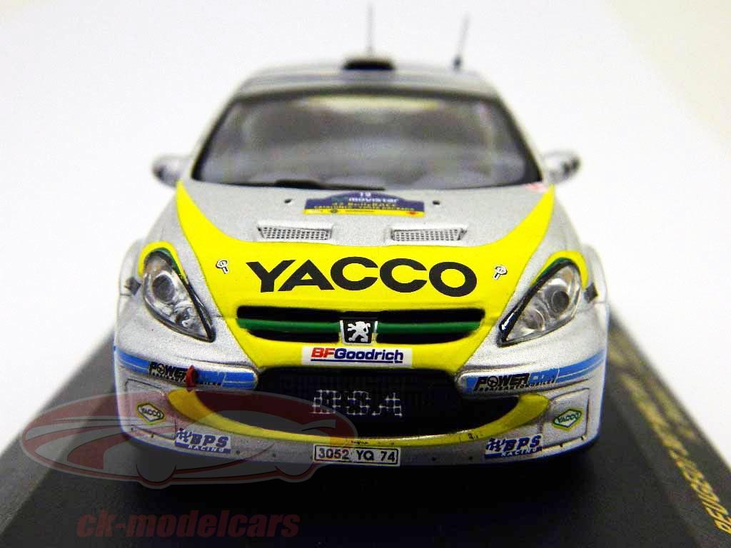 ixo-1-43-peugeot-307-wrc-n-19-rally-racc-catalunya-2006-ram239/
