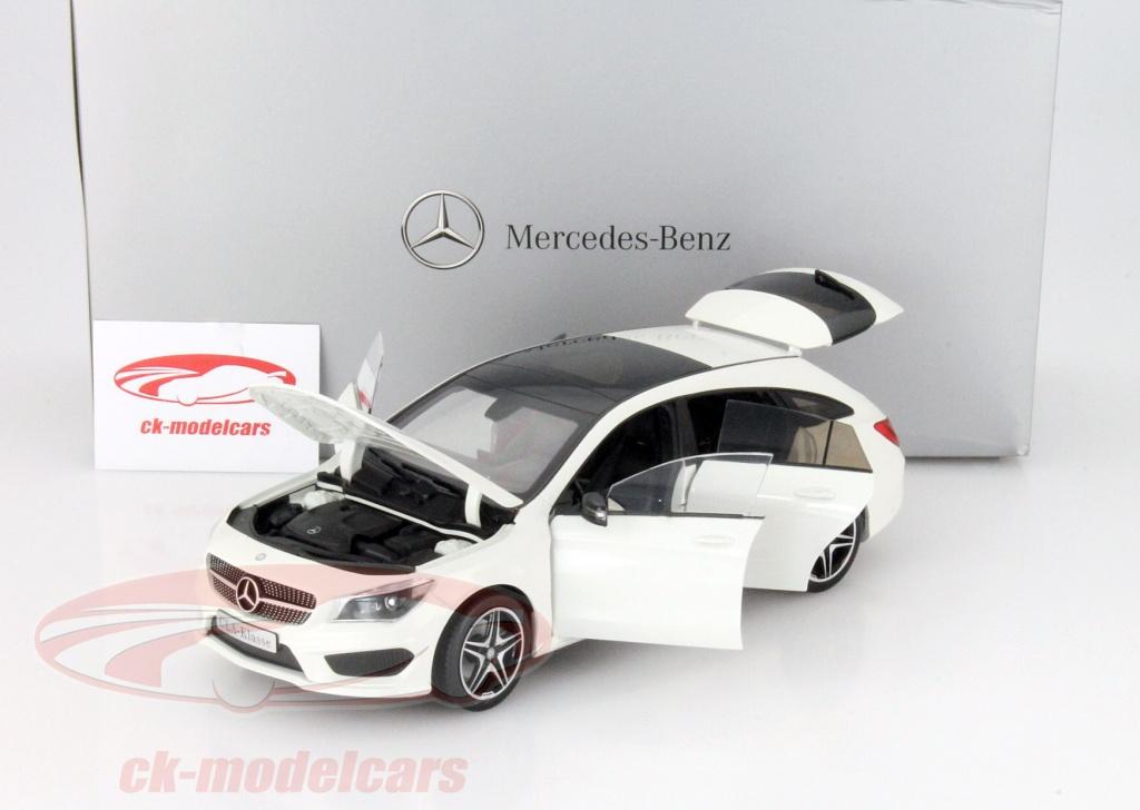 Norev 1 18 Mercedes Benz Cla Klasse X117 Shooting Brake Year 2015