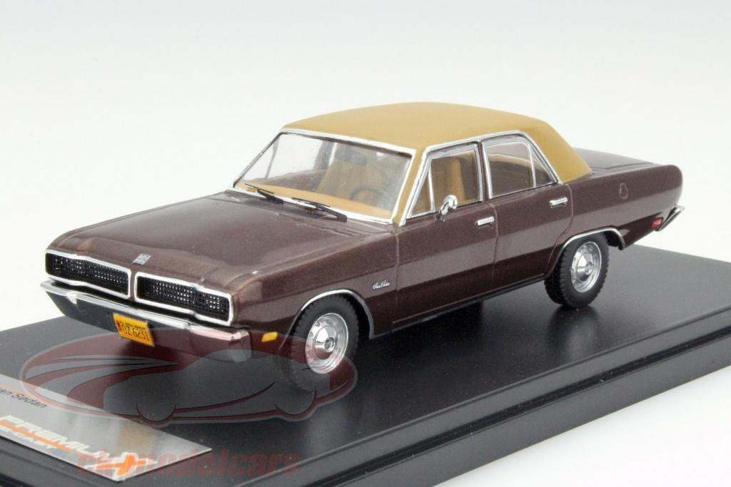premium-x-1-43-dodge-dart-gran-sedan-year-1976-brown-prd394/