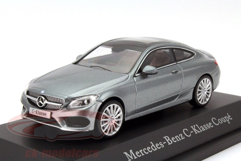 kyosho-1-43-mercedes-benz-c-class-c205-coupe-selenite-grey-b66960530/
