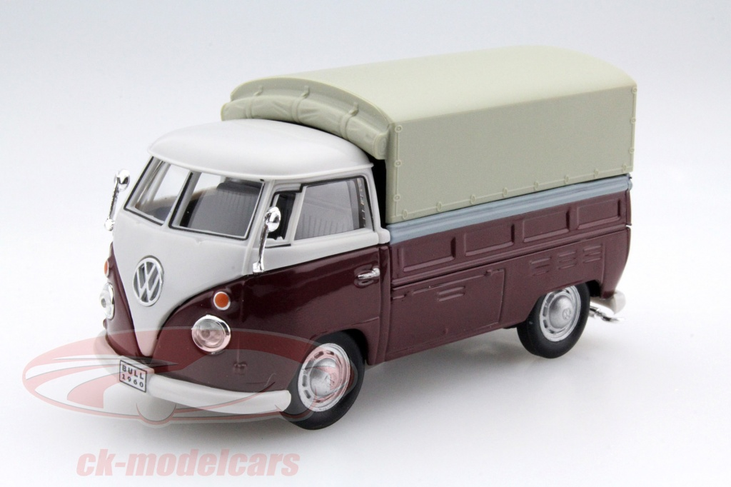 cararama-1-43-volkswagen-vw-t1-pick-up-con-piani-rosso-beige-251pnd6/