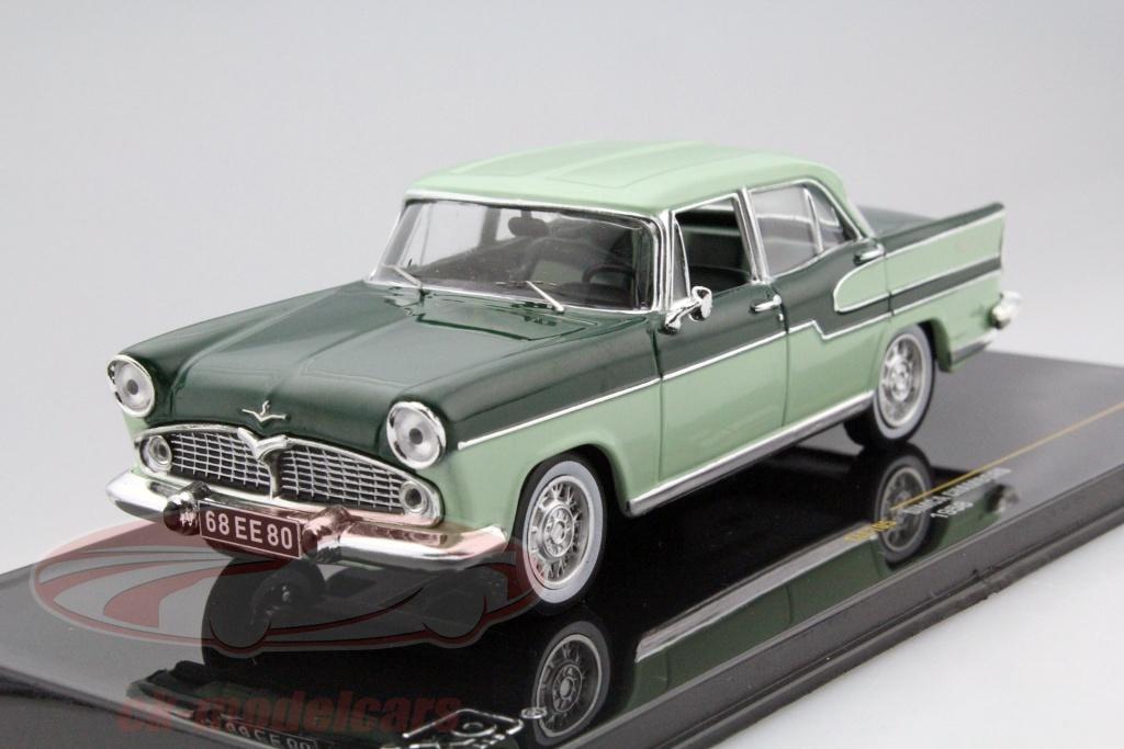 ixo-1-43-simca-chambord-anno-1958-verde-scuro-calce-clc105/