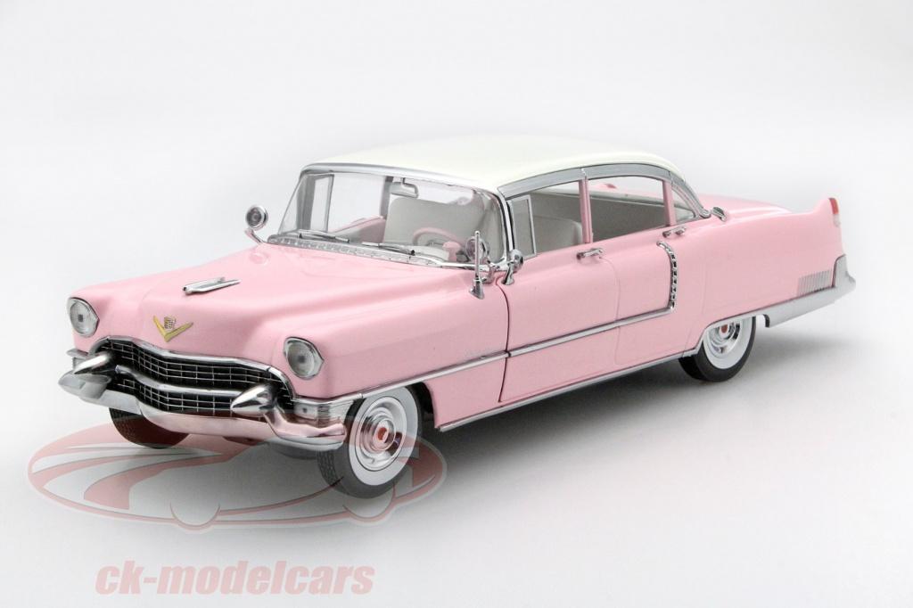 greenlight-1-18-cadillac-fleetwood-series-60-elvis-presley-baujahr-1955-pink-12950/