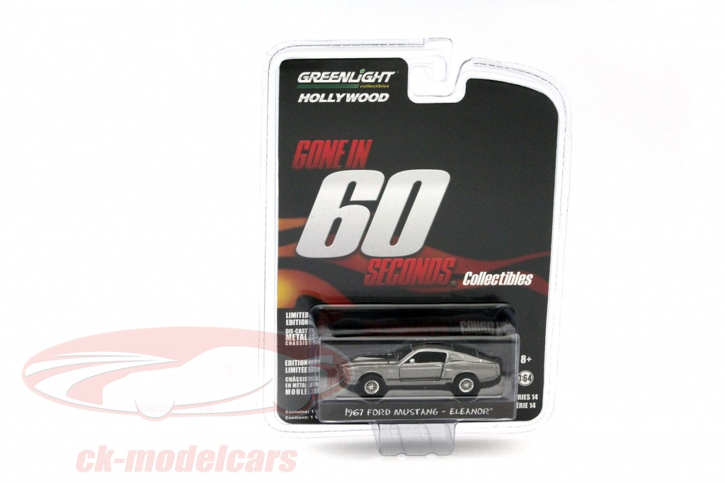 greenlight-1-64-ford-mustang-eleanor-gone-in-60-seconds-2000-silver-44742/