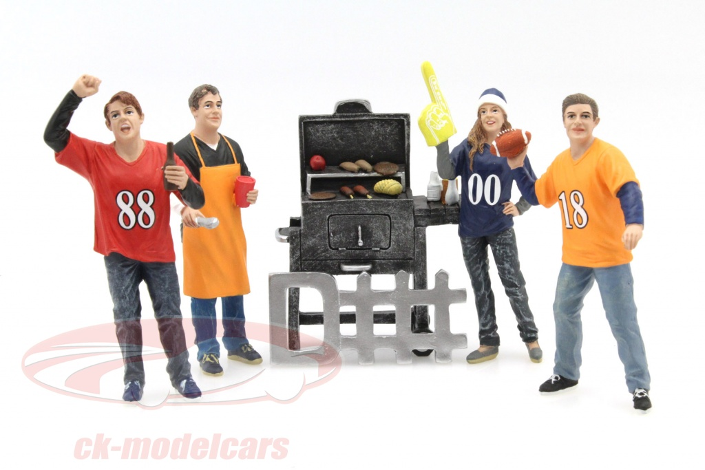 american-diorama-1-18-tailgate-party-set-ii-ad77595/