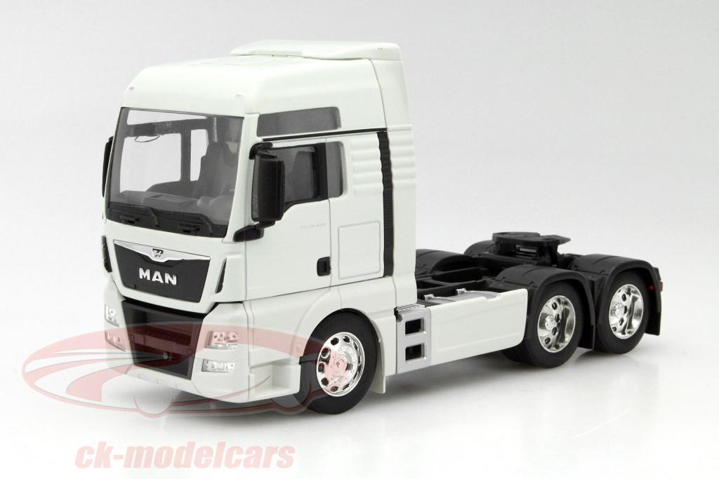 welly-1-32-man-tgx-6x4-blanco-32650lw/