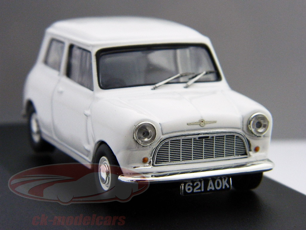 ixo-1-43-morris-mini-minor-1959-blanco-first-mini-to-be-badged-morris-mdc026/