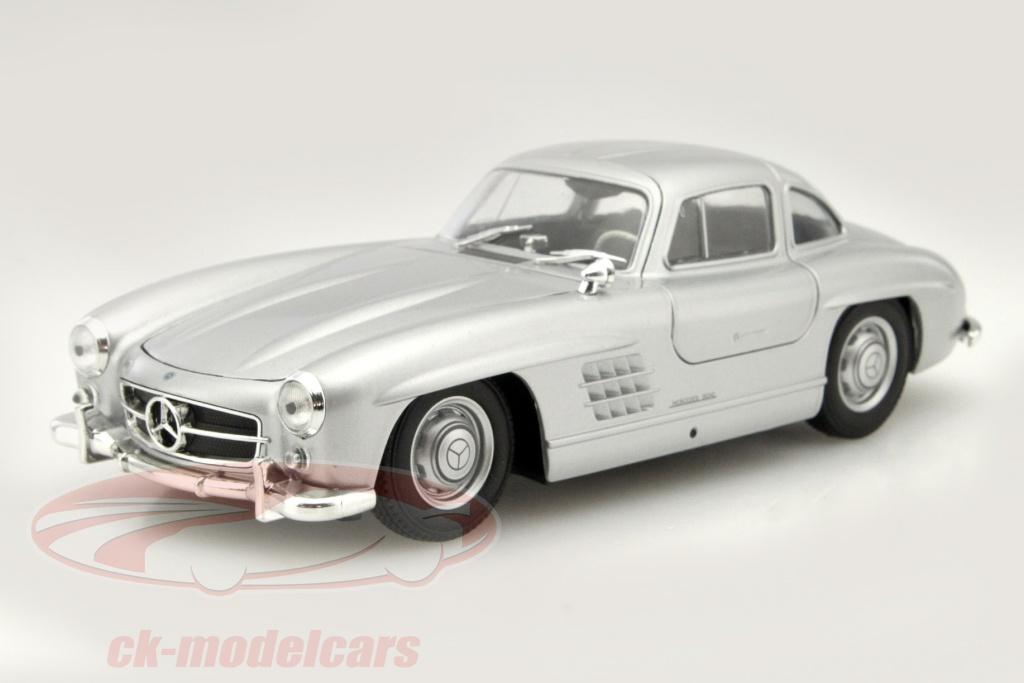 welly-1-24-mercedes-benz-300-sl-silver-gray-24064/