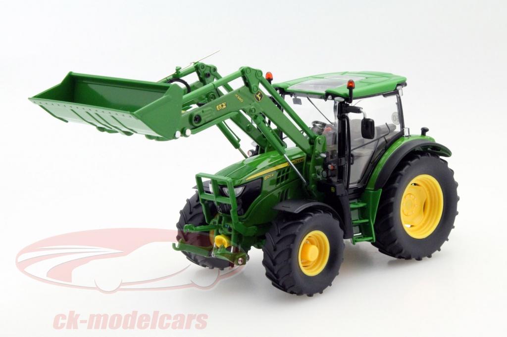 Auto Verkehrsmodelle Wiking 7344 Traktor John Deere 6125r M