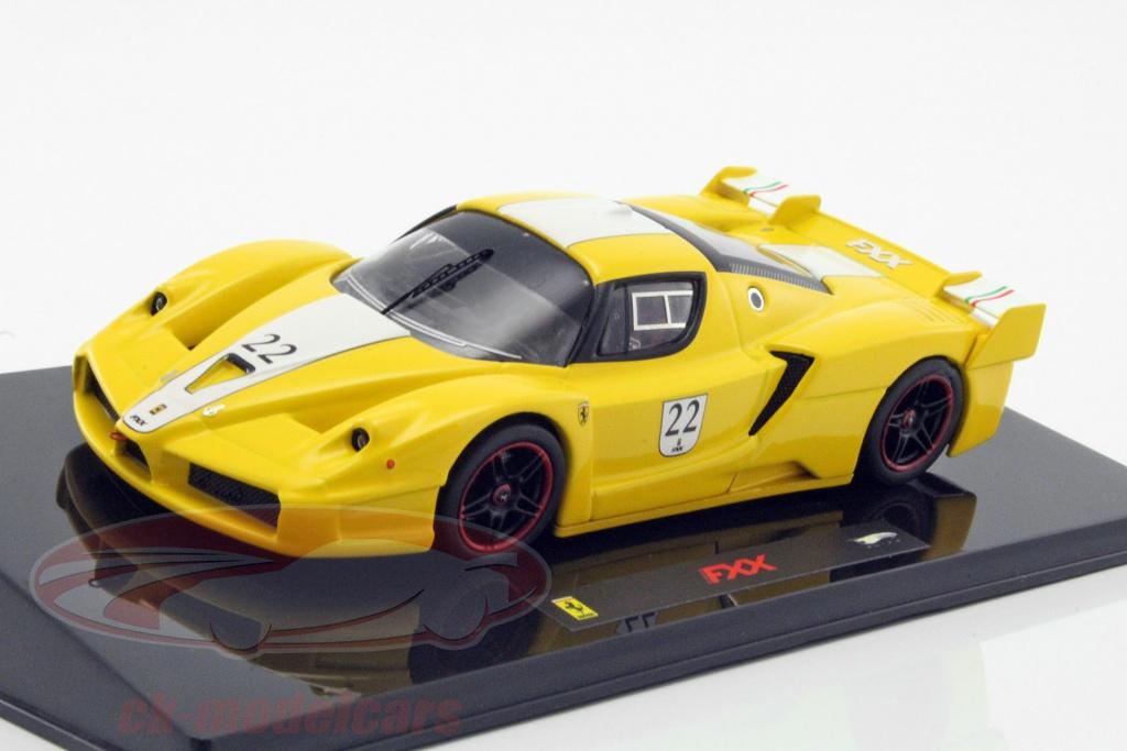 hotwheels-elite-1-43-ferrari-fxx-no22-jaune-n5612/