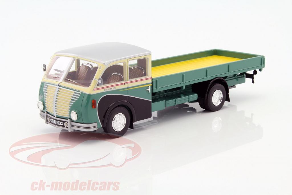 Schuco 1:43 Saurer 3C-H Truck Bachmann