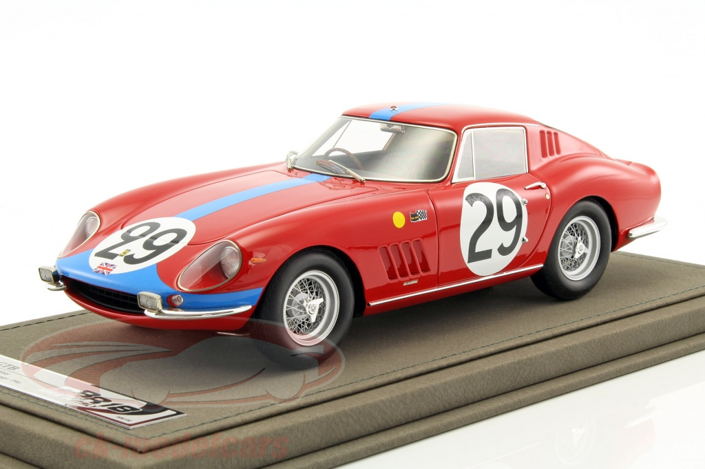 bbr-models-1-18-ferrari-275-gtb-no29-24h-lemans-1966-courage-pike-bbr1826/
