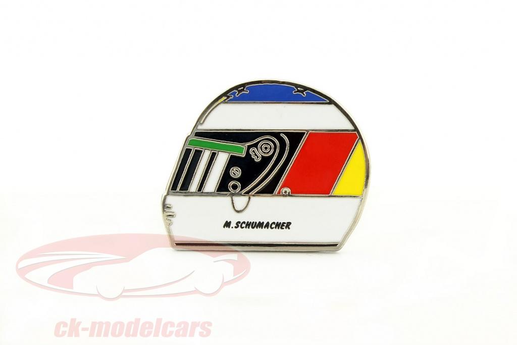 michael-schumacher-casco-pin-primero-victoria-spa-gp-formula-1-1992-ms-13-81992/