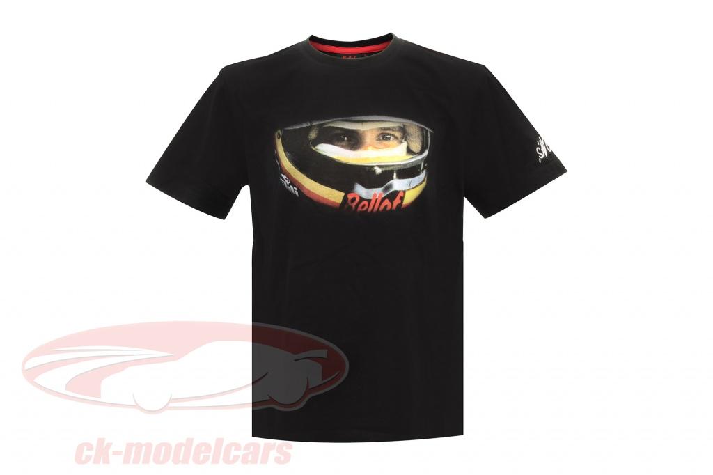 stefan-bellof-maglietta-casco-classic-line-nero-rosso-bs-17-120/s/