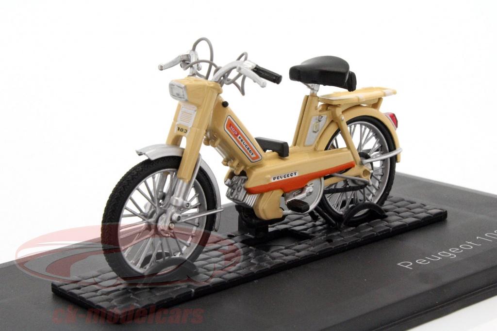 norev-1-18-peugeot-103-l-year-1972-beige-182048/