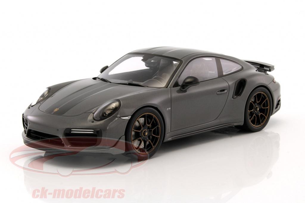 spark-1-18-porsche-911-991-turbo-s-exclusiv-series-gris-noir-avec-vitrine-wap0219020h/