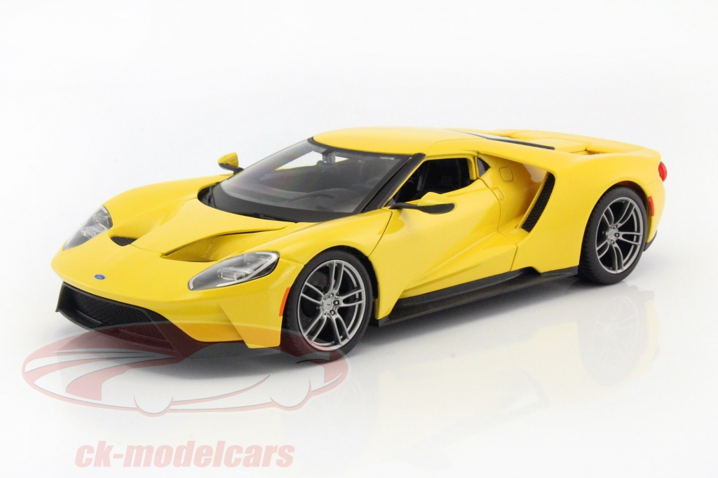 maisto-1-18-ford-gt-year-2017-yellow-31384y/