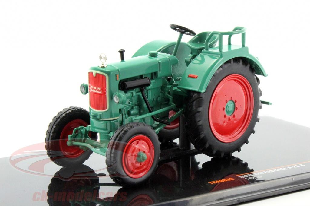 ixo-1-43-man-ackerdiesel-a25-a-anno-di-costruzione-1956-verde-tra003g/