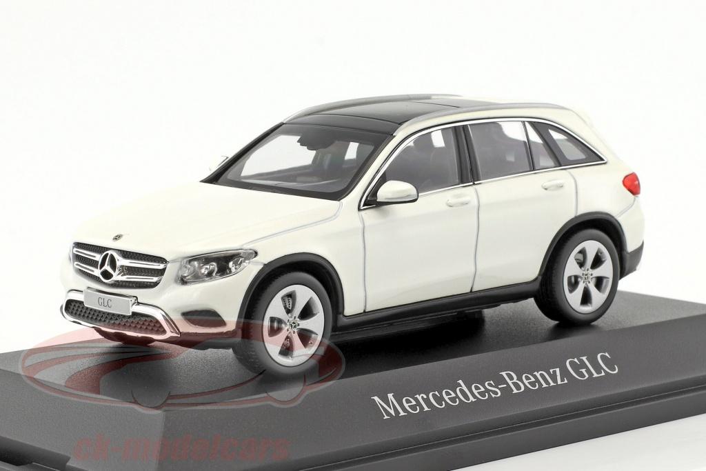 norev-1-43-mercedes-benz-glc-class-x253-diamond-white-b66963102/