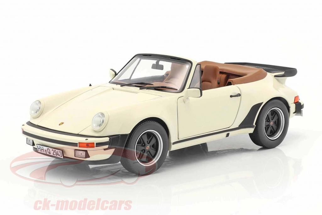 norev-1-18-porsche-911-turbo-cabriolet-year-1987-ivory-187661/