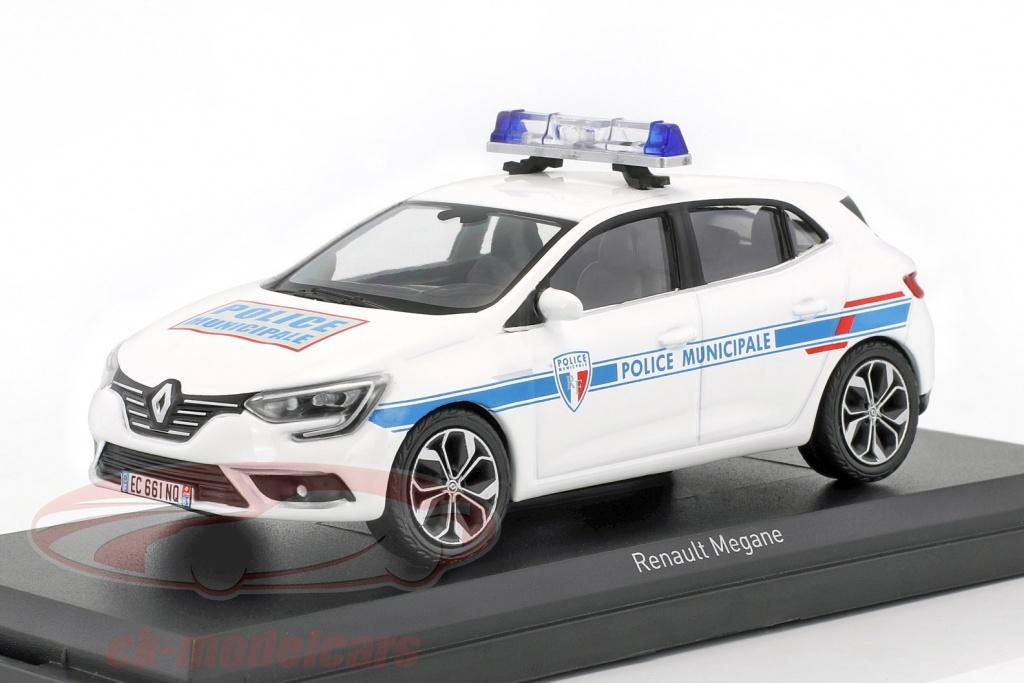 norev-1-43-renault-megane-police-municipale-annee-de-construction-2016-blanc-517722/