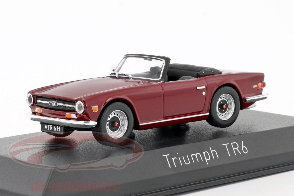 norev-1-43-triumph-tr6-anno-di-costruzione-1970-damson-rosso-350092/